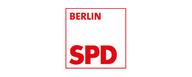 Banner: SPD Berlin Füreinander